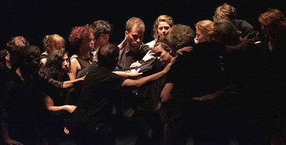 A quoi tu danses quand tu reves - Compagnie pm – Choregraphe Philippe Menard – Danse Contemporaine Paris - pm Compagny – Choreographer Philippe Menard – Contemporary Dance Paris